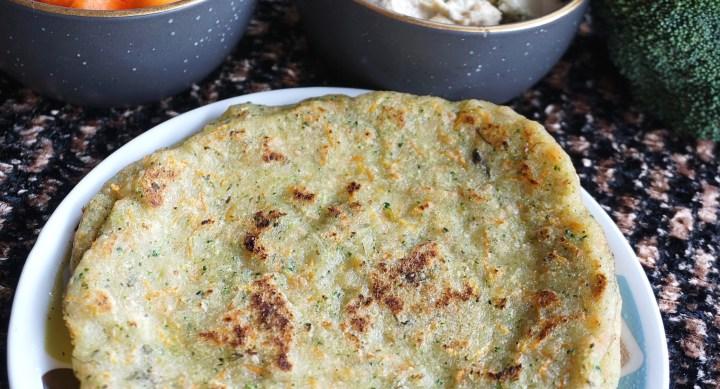 Rava Uttapam - Semolina Pancakes
