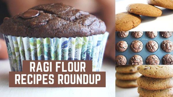 ragi recipes roundup