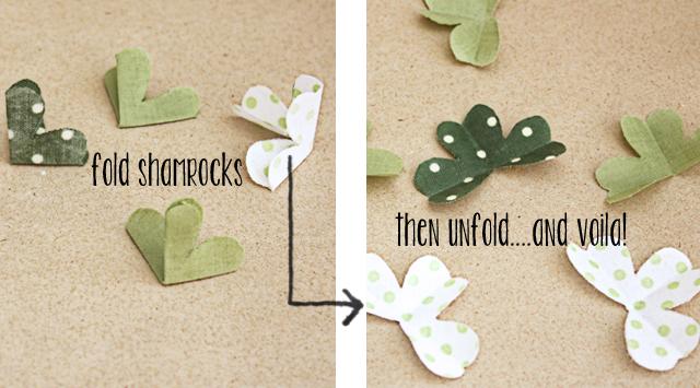 shamrock pins