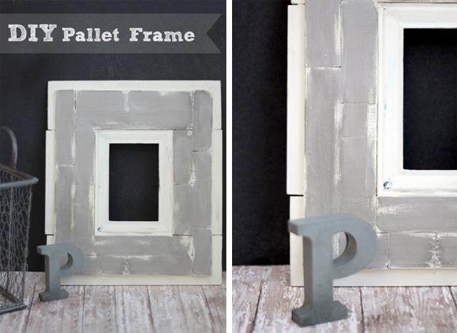 DIY Pallet Frame_Making Home Base