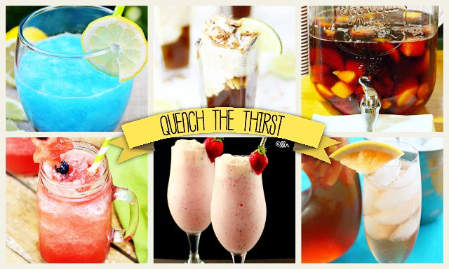 Quench the Thirst Features at Live Laugh Rowe