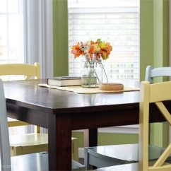 Cottage Style Chairs Gaming Chair Target New Colorful Live Laugh Rowe Love How These Brighten Up Our Breakfast Room