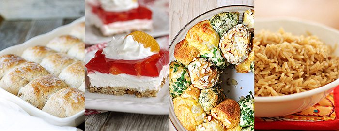 Thanksgiving Recipes. Sides and Breads