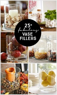25+ Vase Filler Ideas - Live Laugh Rowe