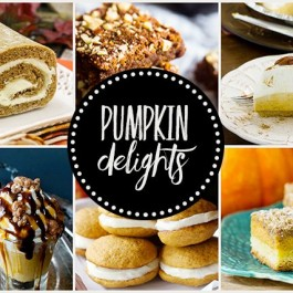Pumpkin Delights. Delicious Party Features from Inspiration2