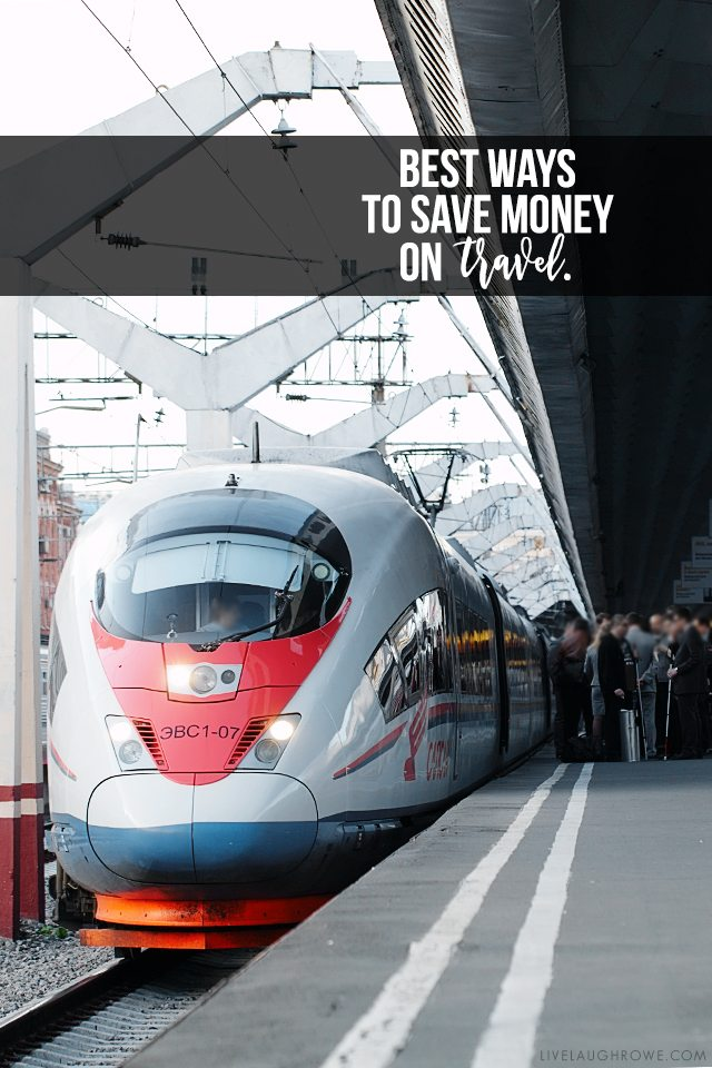 Planning your summer travel? These are seven of the best ways to save money for and on your trip. livelaughrowe.com