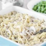 Simple, delicious and a family favorite! This Tuna Casserole recipe is a must-try. livelaughrowe.com