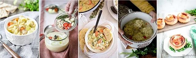 Soups. Crockpot Chicken Noodle Soup
