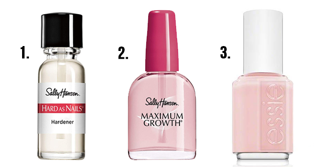 Nail Strengthening Products
