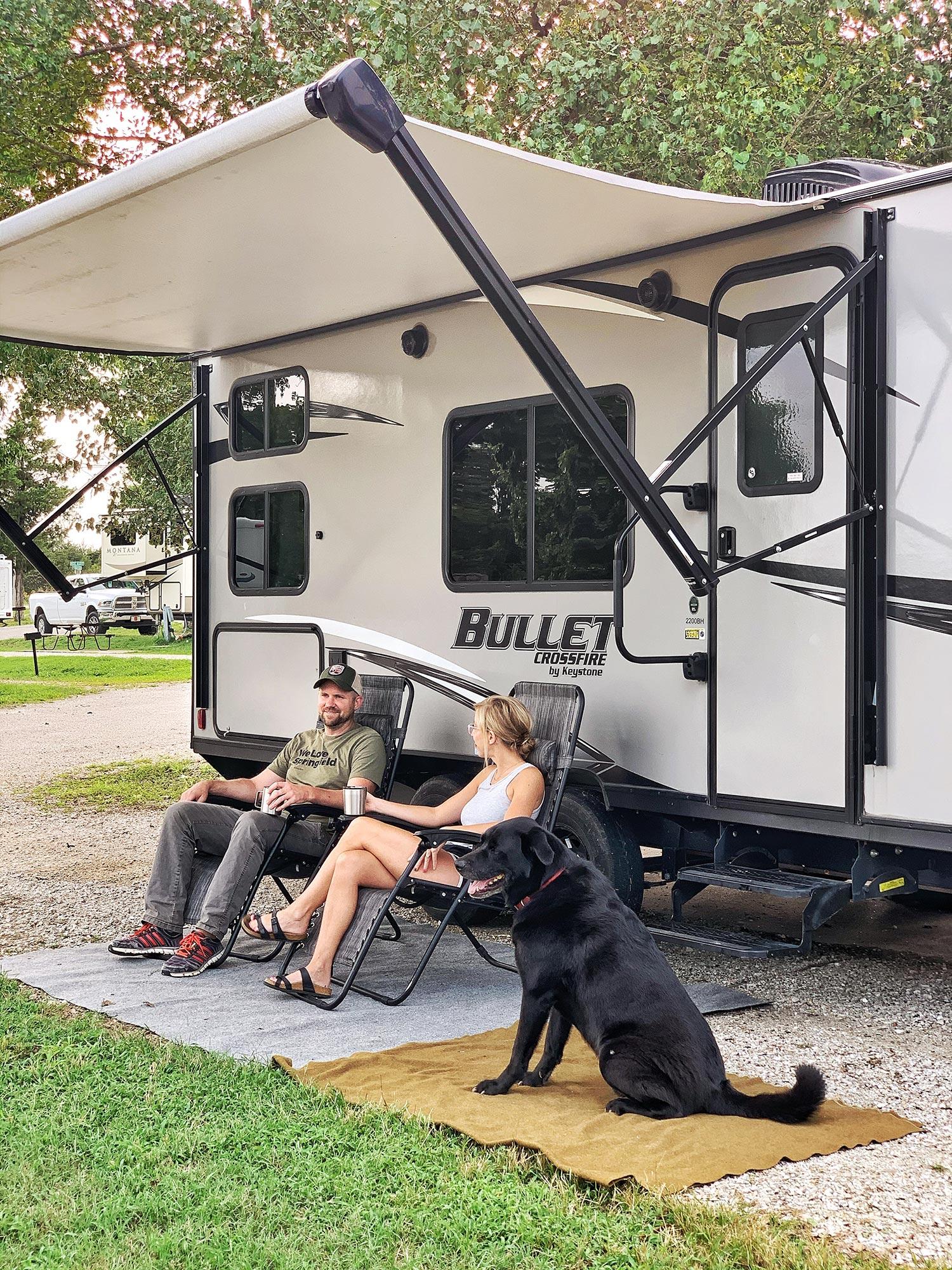 Camping. City Guide Springfield MO