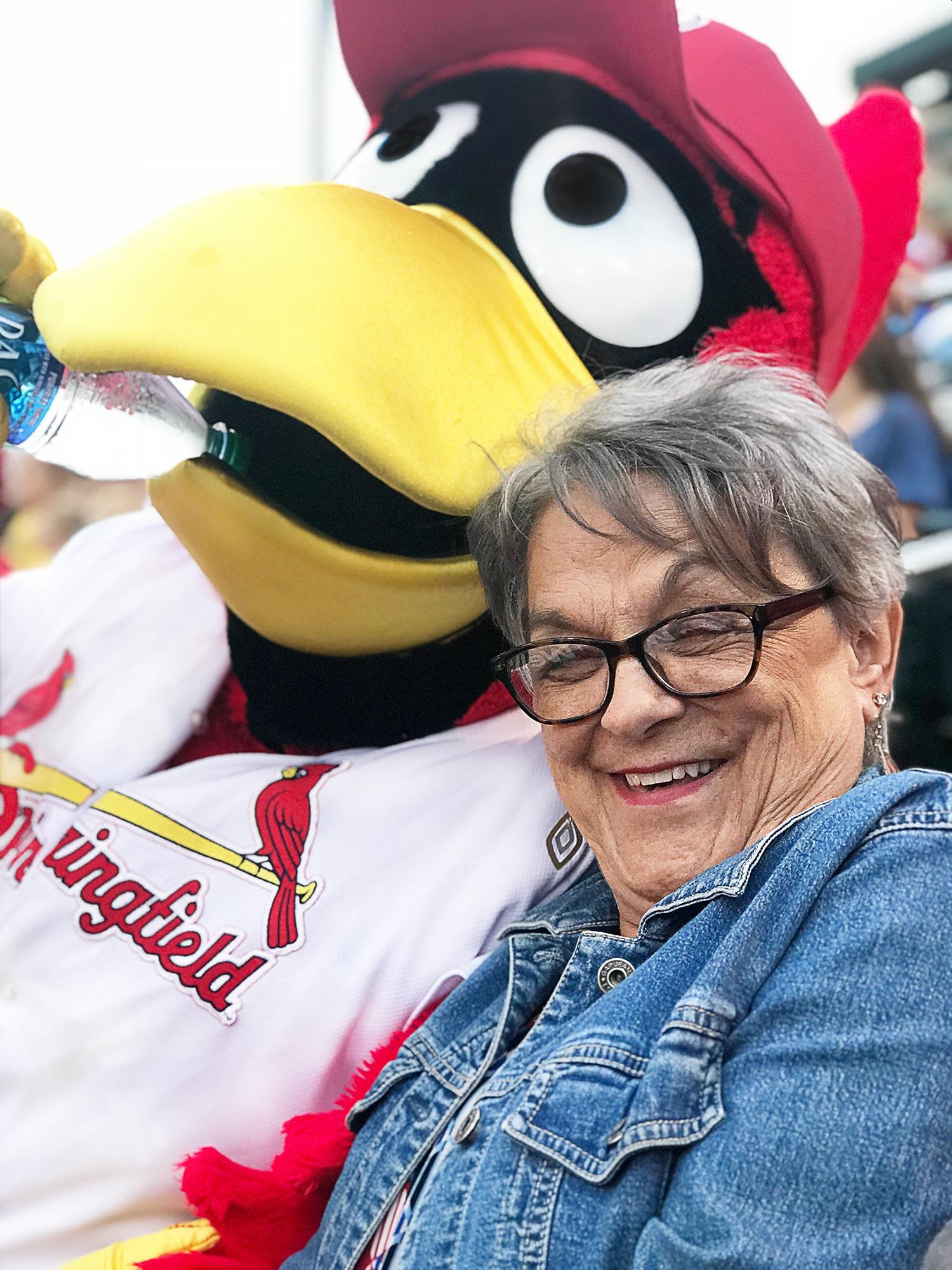 Springfield Cardinals Game