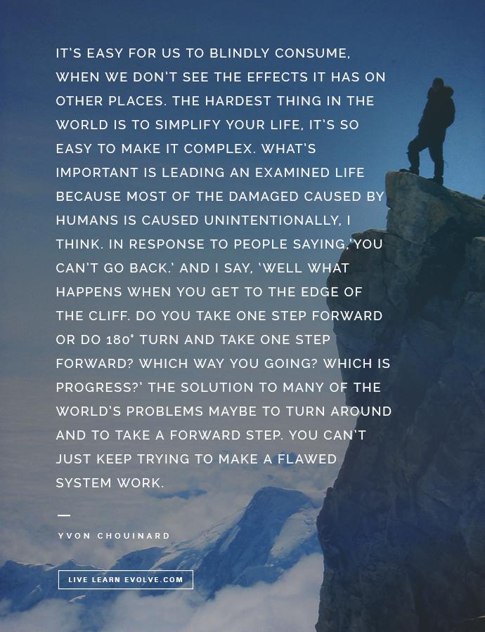 Yvon-Chouinard-Quote