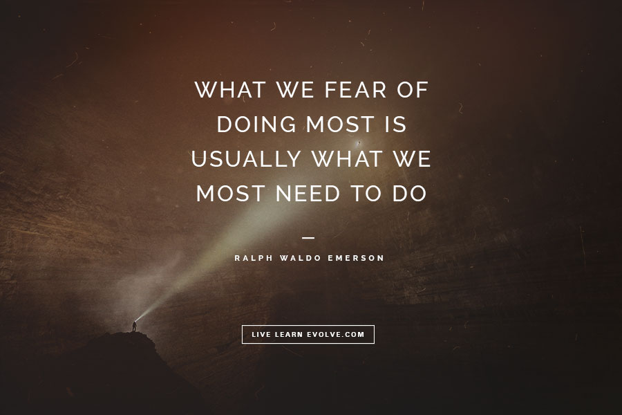 fear-in-success-ralph-waldo-emerson