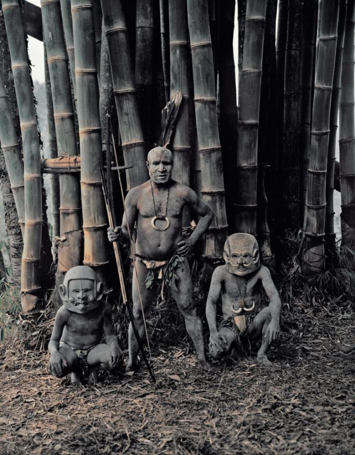 mindblowing photos ancient tribes