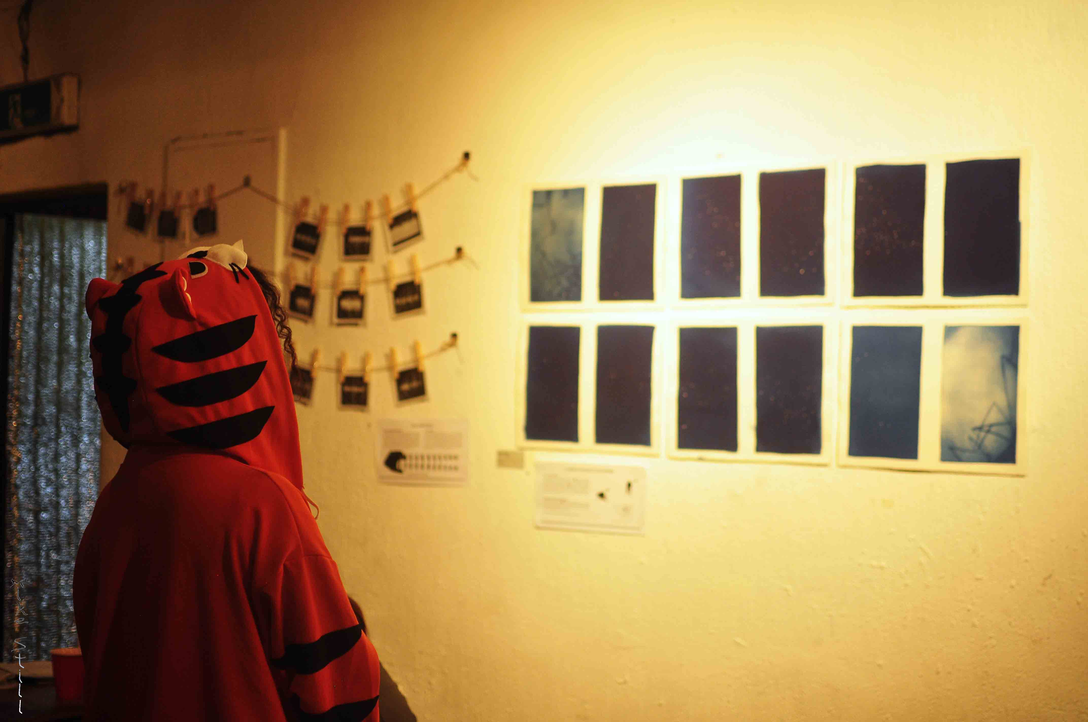 Crazy Multiply - Archaioposterus - my first art show - Live, Travel ...