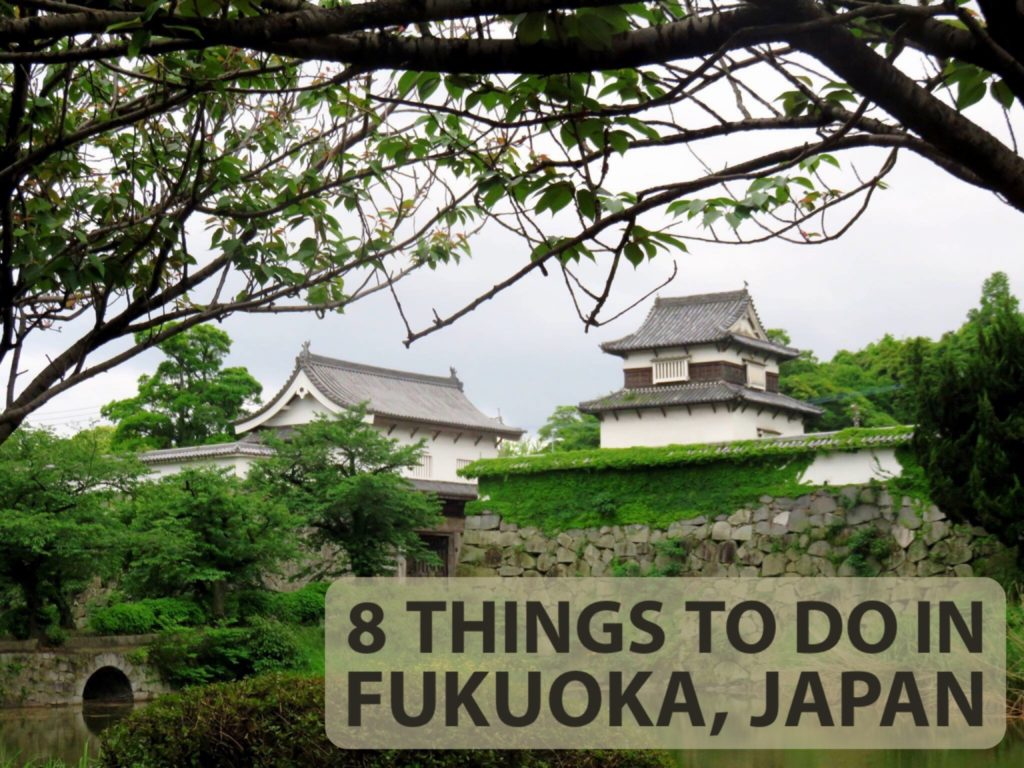 8 Things to Do in Fukuoka  Live Learn Venture
