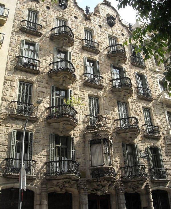 Barcelona Casa Calvet