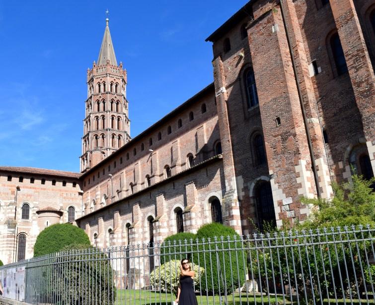 Basilica Saint Sernin