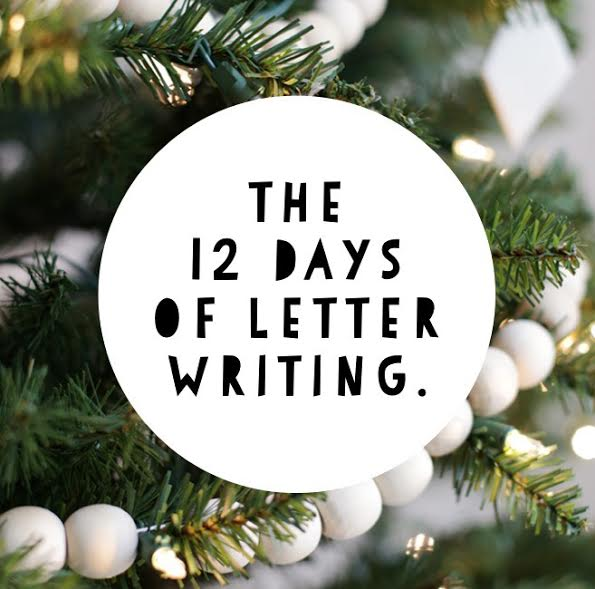 12-days-of-letter-writing