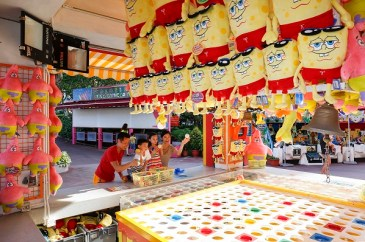 SpongeBob Game Booth_03