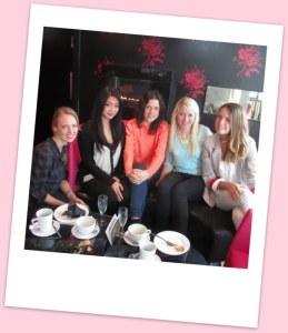 Lovely fellow bloggers