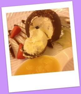 Wonderful dessert!