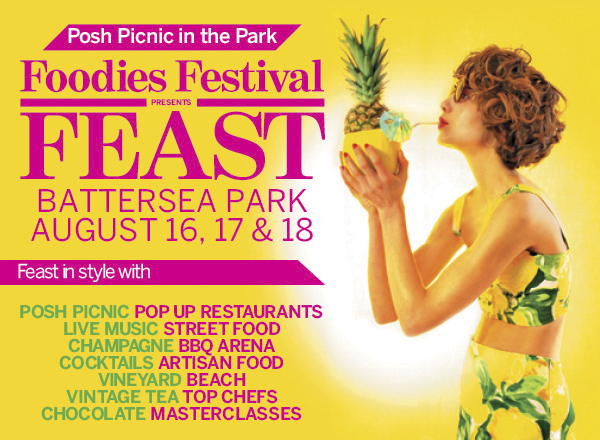 Feast! Foodies Festival