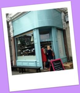Bea's of Bloomsbury, Farringdon branch.