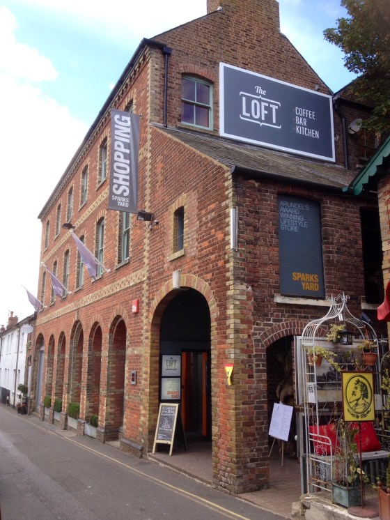 The Loft, Tarrant Street, Arundel, West Sussex