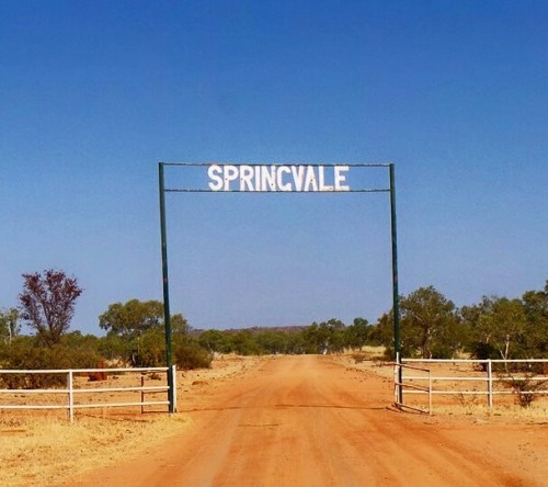 Springvale Station