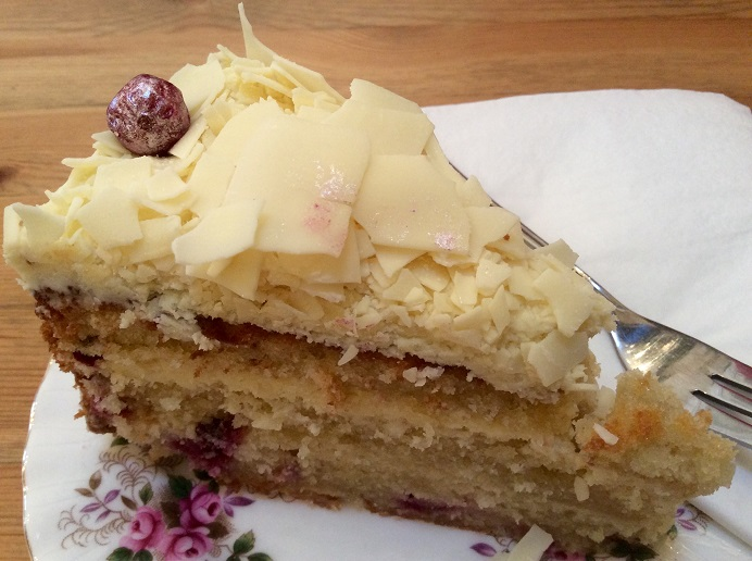 Elsie's Tearoom, Elsie's Botley, Botley tearoom, Botley cafe, Hampshire, Hampshire tearoom, food blogger, Hampshire food blogger, cakes, homemade cake, red velvet, cranberry & white chocolate ganache, prawn Mary rose,