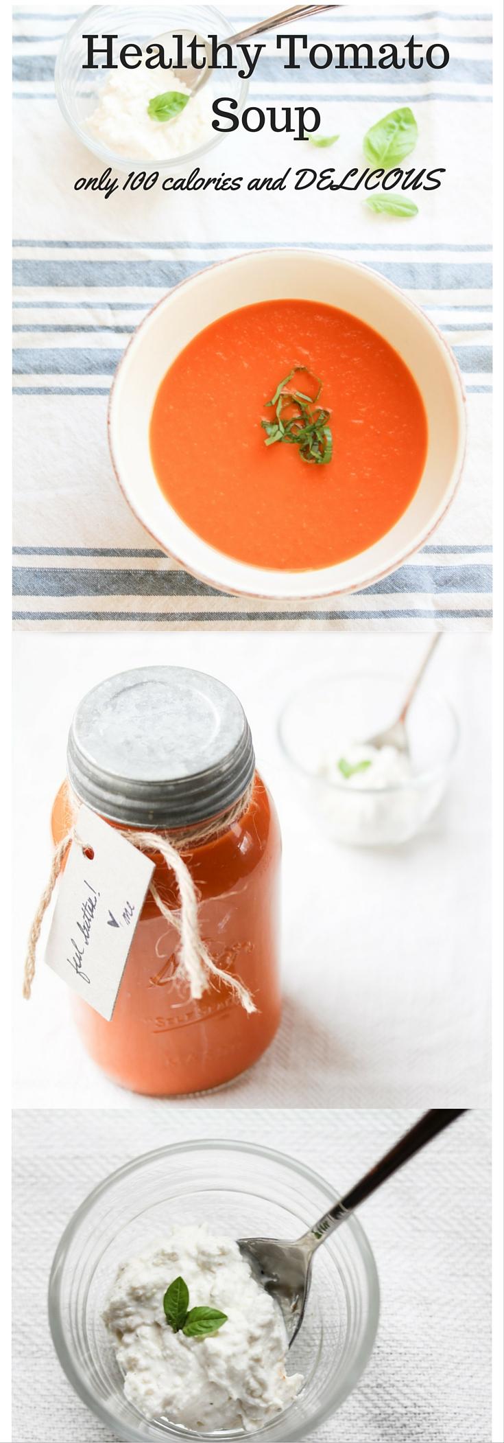 Healthy Tomato Soup