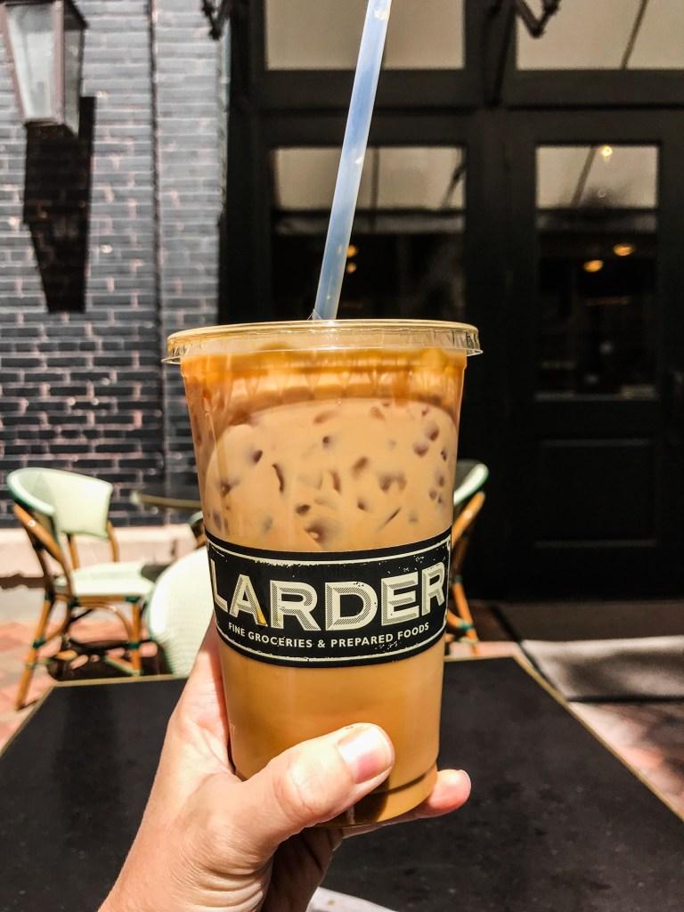 Larder Coffee San Antonio