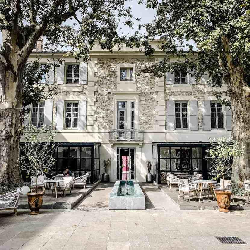 HOtel St Remy de Prvence