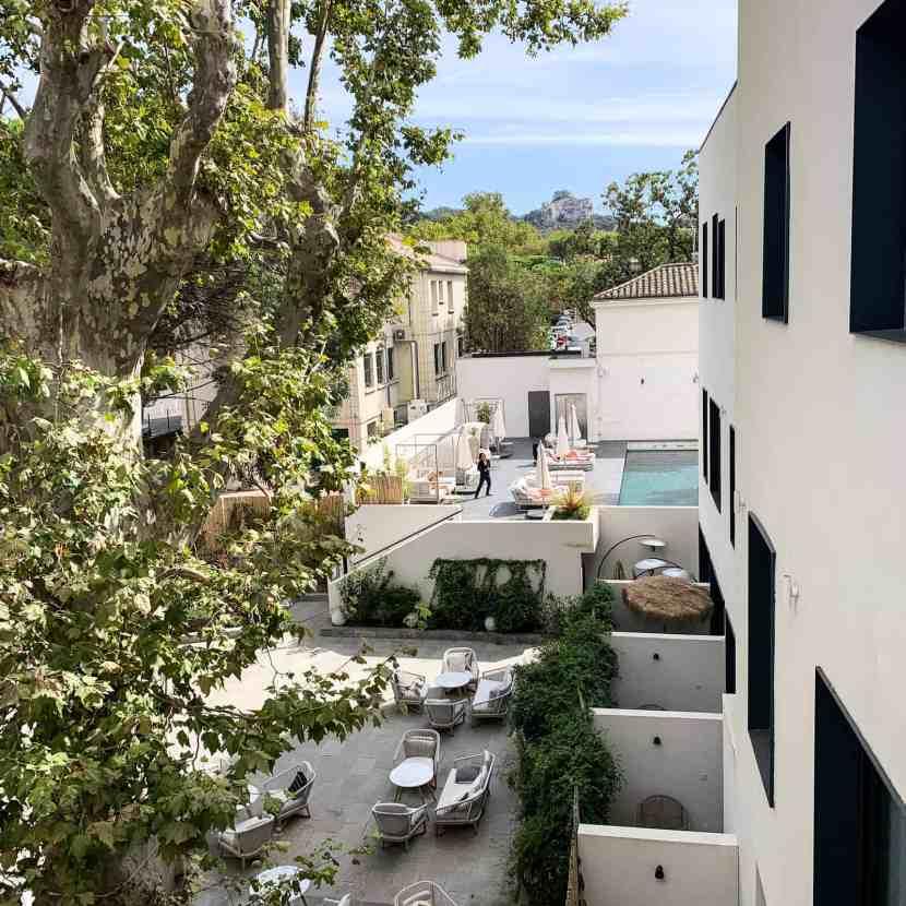 Hotel St Remy de Provence
