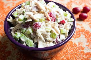 Healthy Eat of the Week: Skinny Mom's Skinny Chicken Salad