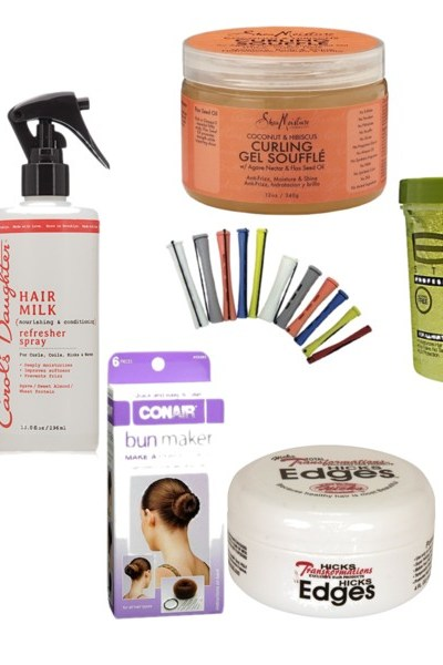 Curls for the Girls: My Favorite Products for Naturally Curly Styles
