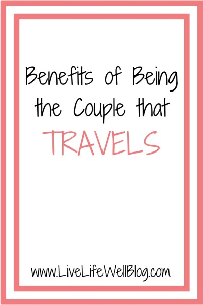 the couple that travels