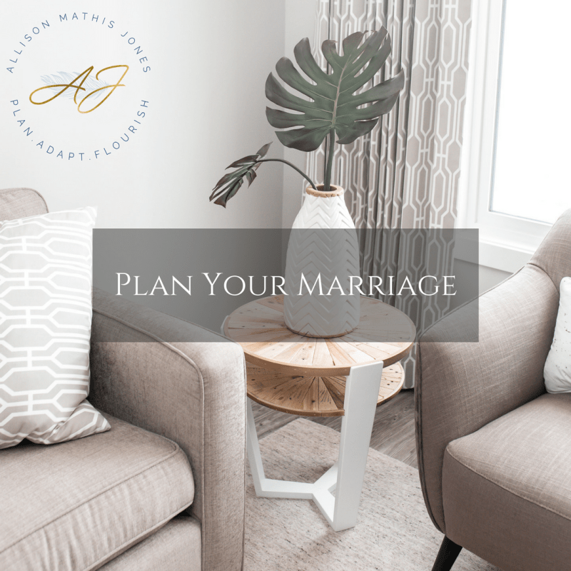Plan Your Marriage Course