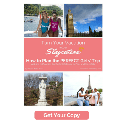 How to Plan the Perfect Girls Trip Sidebar
