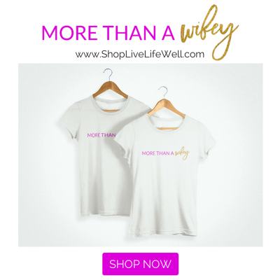 More than a Wifey t-shirt