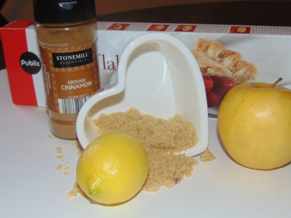 Mini Apple Pies Ingredients