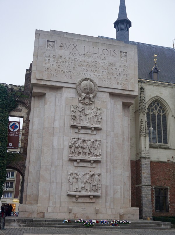 Lille, France Architecture