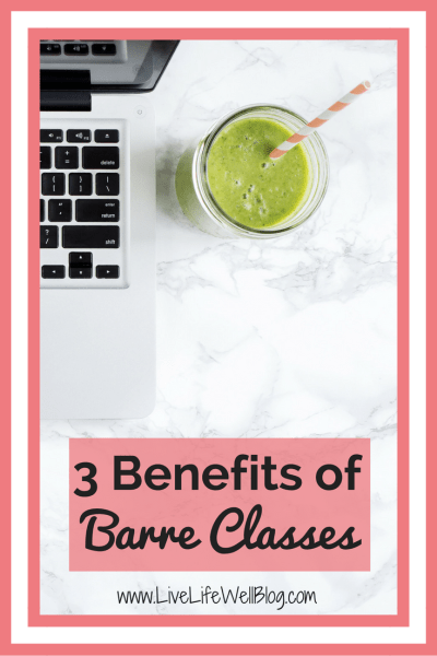 Considering adding barre classes to your workout regimen? i've been doing classes at Barre3 for 6 months now and am sharing 3 benefits that I've discovered!