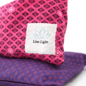 Flax Seed & Lavender Eye Pillow