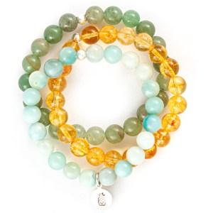 Mahi Mahi Bracelet Stack