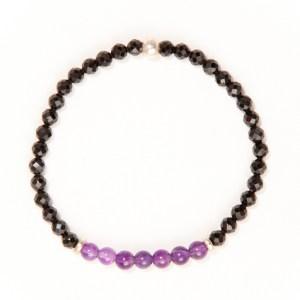 Dainty Sahasrara Chakra Bracelet