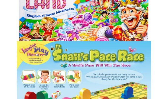 Top 15 Family Board Games For Kids Under 5 Live Like You