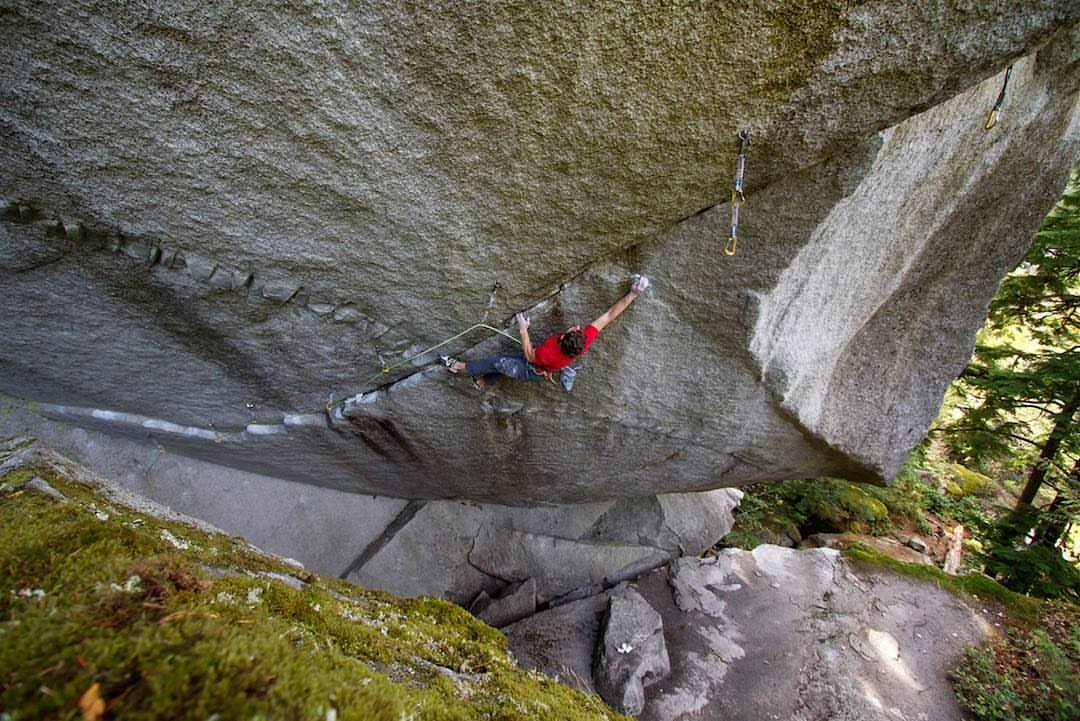 Dreamcatcher, Squamish. Foto Cristian Core