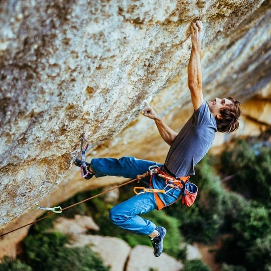 Chris Sharma su perfecto Mundo 9b+
